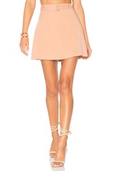 Lovers Friends Brighton Skirt Blush