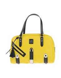 Piero Guidi Handbags Light Yellow