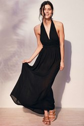 Out From Under Carolina Beach Maxi Dress Black
