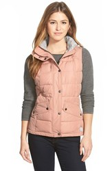 Women's Barbour 'Landry' Hooded Quilted Vest