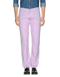 Ice Iceberg Casual Pants Lilac