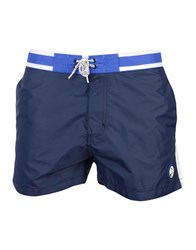 North Sails Swim Trunks Dark Blue