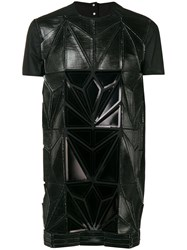 Rick Owens Structured T Shirt Black