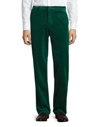 Bobby Jones Corduroy Straight Leg Pants Brown