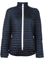 Rossignol Zipped Puffer Jacket Blue
