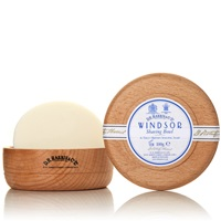 D.R. Harris And Co. Windsor Beech Shaving Soap And Bowl 100G