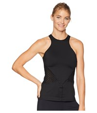 Michi Galvanize Tank Black Sleeveless