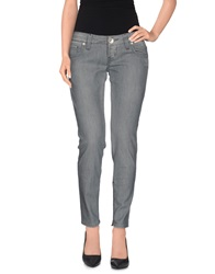 Two Women In The World Jeans Grey