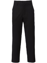 Aganovich Tailored Trousers Black