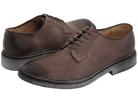 Frye James Oxford Dark Brown Vintage Leather Women's Lace Up Casual Shoes