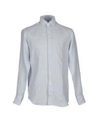 Emma Willis Shirts Shirts Men Sky Blue