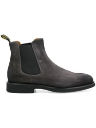 Doucal's Chelsea Boots Grey