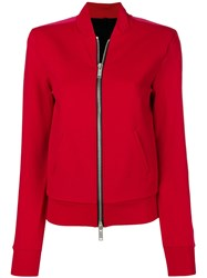 Unravel Project Scuba Track Jacket Red