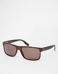 Hugo Boss Wayfarer Style Sunglasses Black