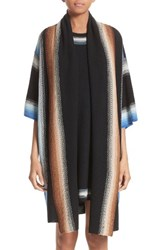 Missoni Women's Degrade Stripe Wool Cardigan