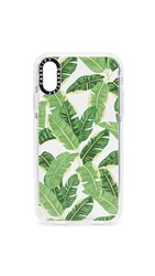 Casetify Jungle Leaves Iphone Xr Case Multi