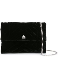 Lanvin 'Sugar' Shoulder Bag Black