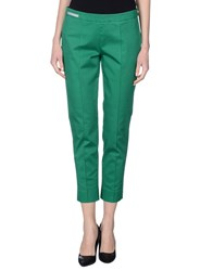 Pt0w Trousers Casual Trousers Women Green