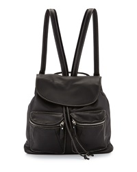 Royce Leather Leather Satchel Backpack Bag Black