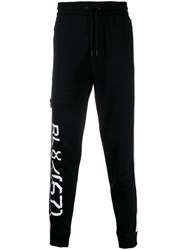 Ralph Lauren Purple Casual Jogging Trousers Black
