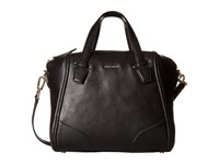 Cole Haan Ellery Crossbody Mini Satchel Black Cross Body Handbags