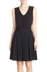 Women's Marc New York Fit And Flare Sweater Dress