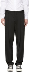 Mcq By Alexander Mcqueen Black Nick Trousers