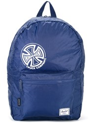 Herschel Supply Co. Packable Daypack Backpack Blue