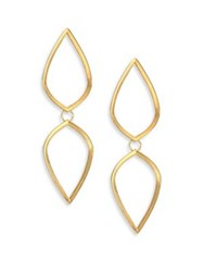 Ila Alina Drop Earrings Gold