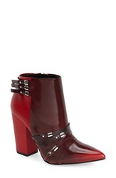 Women's L.A.M.B. 'Martini' Pointy Toe Bootie