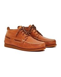Sperry A O Wedge Leather Chukka Boot Tan