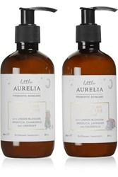 Aurelia Probiotic Skincare Little Sleep Time Top To Toe Wash And Cream Colorless