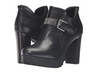Harley Davidson Iomgen Black Women's Dress Boots