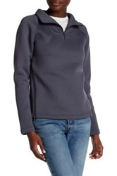 The North Face W Thermal 3D Pullover Gray