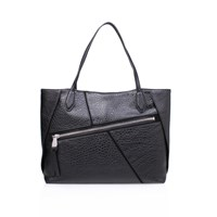 Nine West Underwraps Tote Lg Black