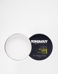 Toni And Guy Men Fibre Styling Gel 75Ml Black