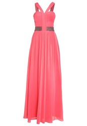 Little Mistress Occasion Wear Coral Red