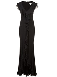 Zac Posen Aiden Gown Black