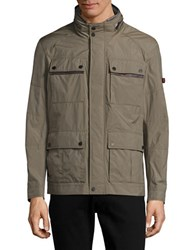 Strellson Hazard Utility Jacket Medium Beige