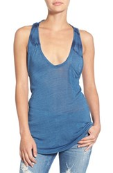 Joe's Jeans Women's Joe's 'Janis' Racerback Tank Light Wash
