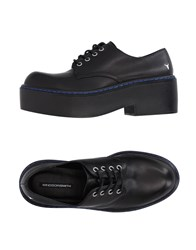 Windsor Smith Lace Up Shoes Black