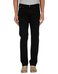 Chiribiri Casual Pants Black