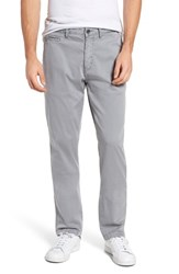 Original Paperbacks Men's Belmont Stretch Chino Pants Light Grey