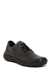 Josef Seibel Nolan Lace Up Shoe Black