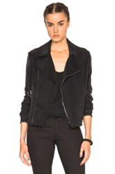 Superfine Guerilla Jacket In Black