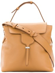 Tod's Joy Shoulder Bag Brown