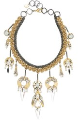 Erickson Beamon Milky Way Gold Plated
