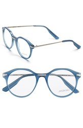 Women's Jason Wu 'Camille' 49Mm Optical Glasses Navy