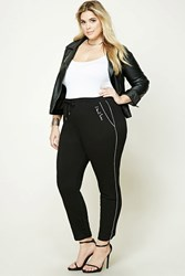 Forever 21 Plus Size Drawstring Sweatpants