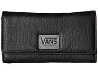 Vans Chained Reaction Wallet Black Dazzling Blue Wallet Handbags